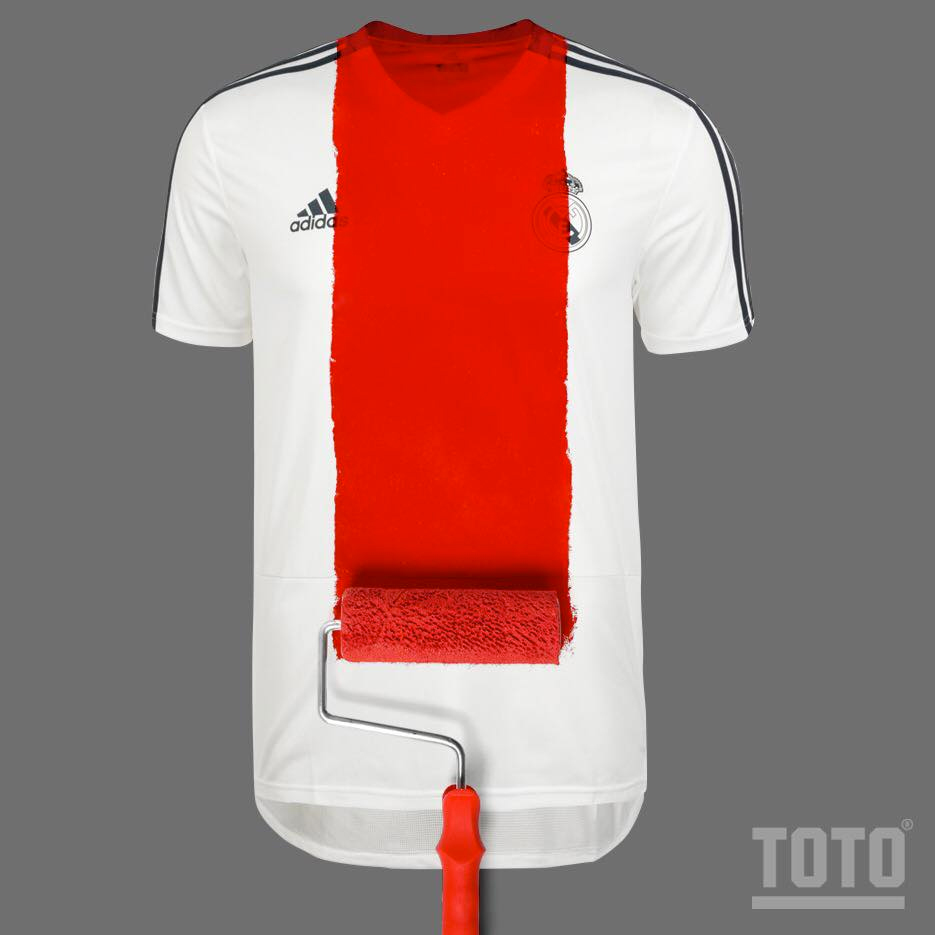 Toto Nederland (Real Madrid – Ajax)
