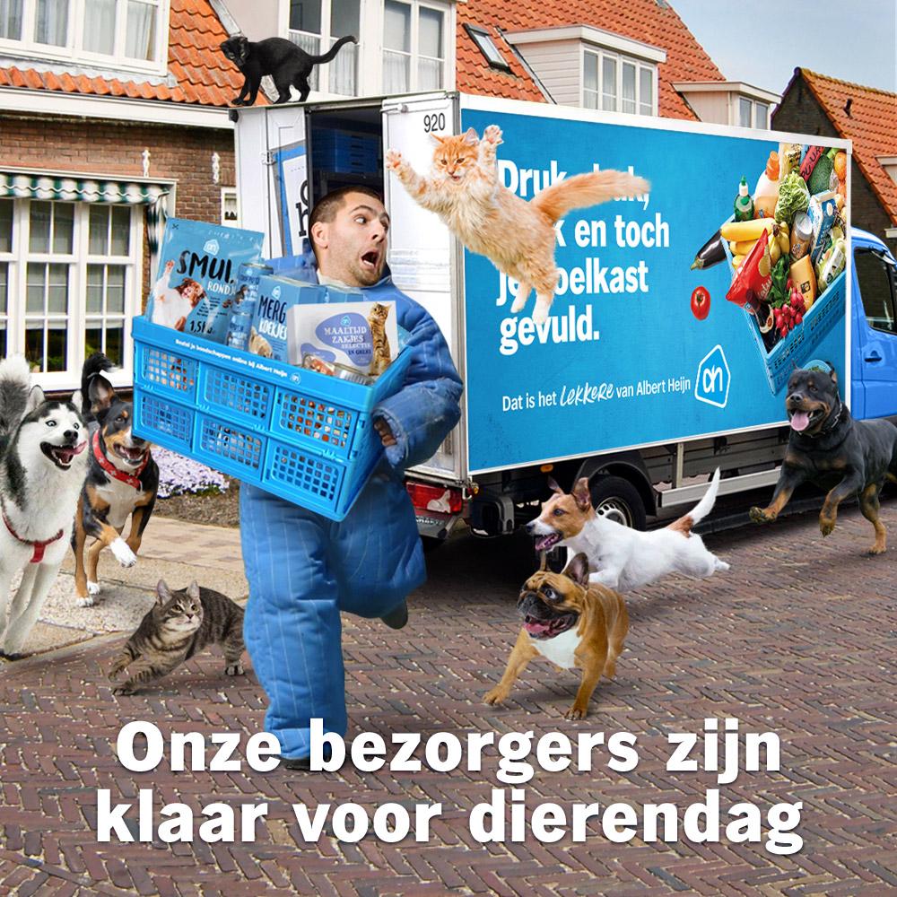 Albert Heijn (dierendag)